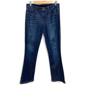 Joes | Mid Rise Bootcut Dark Wash Denim Jeans